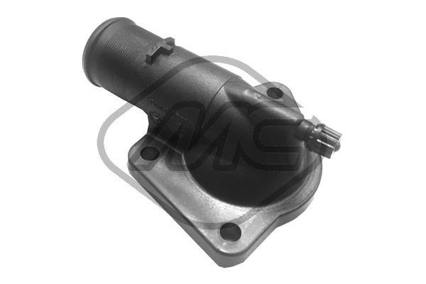 Metalcaucho  03556 Kühlmittelflansch