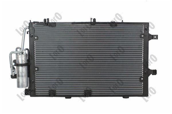 ABAKUS  037-016-0010-A Kondensator, Klimaanlage