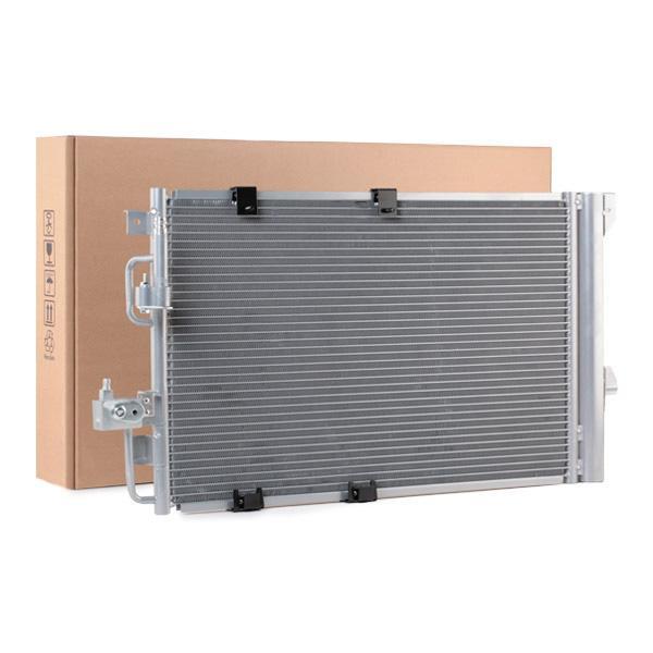 aire acondicionado 37005251 para Opel Van Wezel condensador