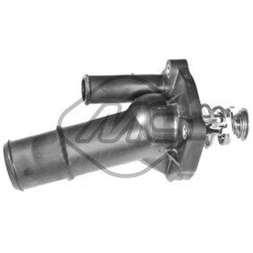 Metalcaucho Termostat, środek chłodzący 03807 z OEM Numer LF5015170C