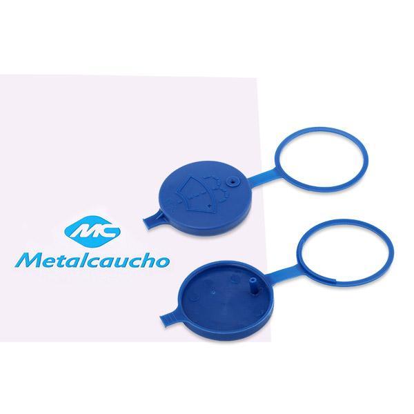 Tapa, depósito del agua de lavado 03891 Metalcaucho 03891 en calidad original