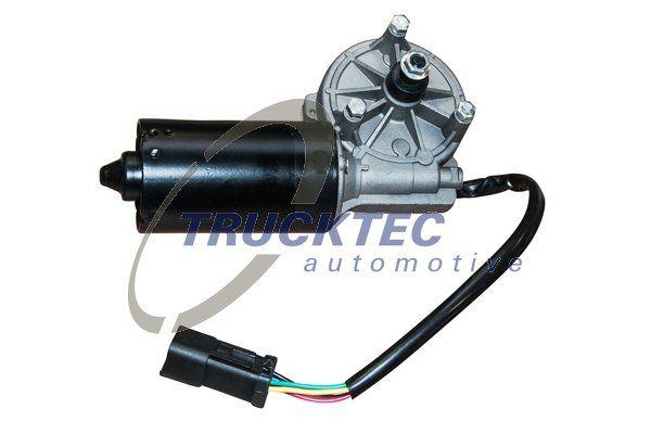 TRUCKTEC AUTOMOTIVE  04.58.004 Wischermotor Anschlussanzahl: 6
