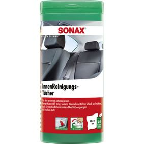 SONAX Handreinigungstücher 04122000