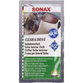 SONAX Toallitas para limpieza de las manos 04132000