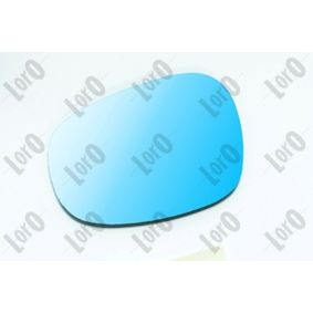 Mirror Glass, outside mirror with OEM Number 51 16 7 252 893