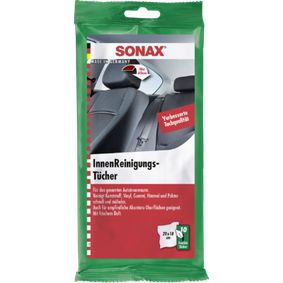 SONAX Hand cleaning wipes 04159000