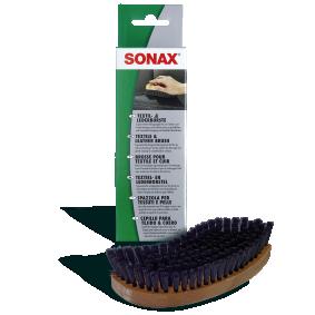 SONAX Spazzola per la pulizia degli interni auto 04167410