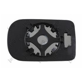 ABAKUS  0416G01 Spiegelglas, Außenspiegel