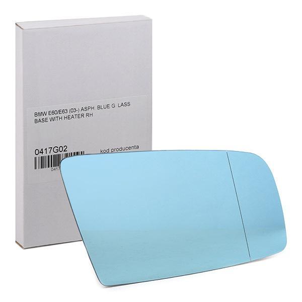 Außenspiegelglas 0417G02 ABAKUS 0417G02 in Original Qualität