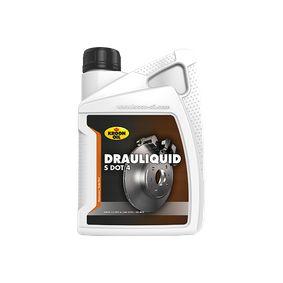 VW UP 1.0 Bremsflüssigkeit KROON OIL DRAULIQUID-S 04206 (1.0 Benzin 2017 CHYB)