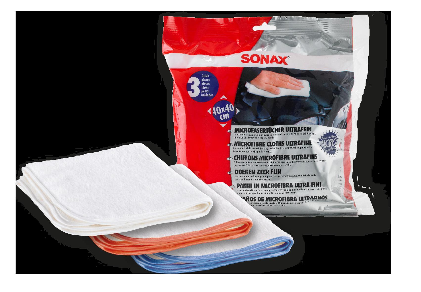 Trockentücher 04507000 SONAX 450700 in Original Qualität