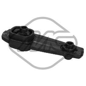 Metalcaucho  04650 Lagerung, Motor