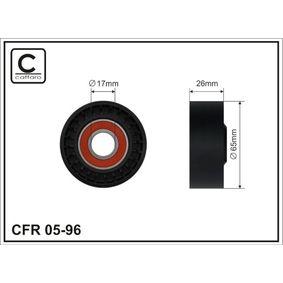 Spannrolle, Keilrippenriemen Breite: 25,5mm mit OEM-Nummer 8200 048 486