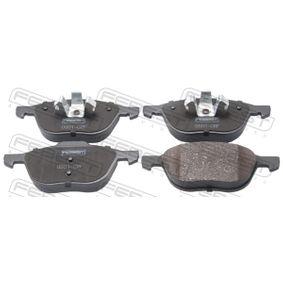 Bremsbelagsatz, Scheibenbremse Breite: 155,3mm, Höhe: 67mm mit OEM-Nummer 41060-HA00A