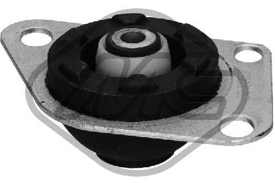 Metalcaucho  05087 Lagerung, Motor