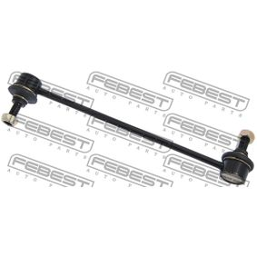 Koppelstange Länge: 250mm mit OEM-Nummer 8V513B438BA