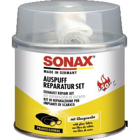 SONAX Jogo de reparação, sistema de escape 05531410