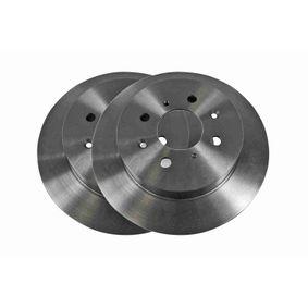 VAICO  V26-40015 Спирачен диск дебелина на спирачния диск: 10мм, брой на дупките: 4, Ø: 260мм