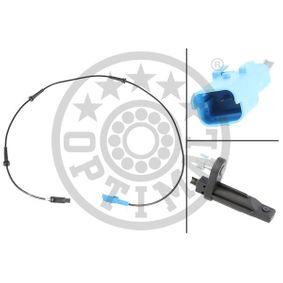 Sensor, Raddrehzahl Länge: 1233mm mit OEM-Nummer 4545.K5