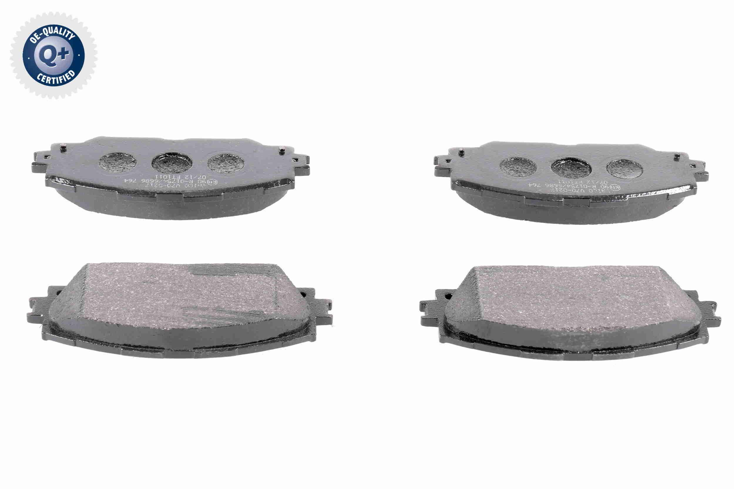 Kühlmittelpumpe V70-50008 VAICO V70-50008 in Original Qualität
