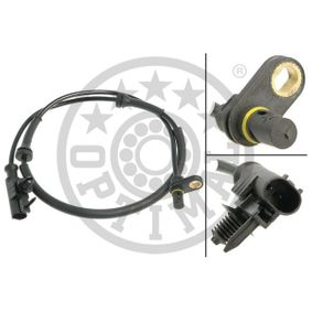 Sensor, Raddrehzahl mit OEM-Nummer A454 542 03 18