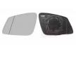 Offside wing mirror VAN WEZEL 8673909 Left