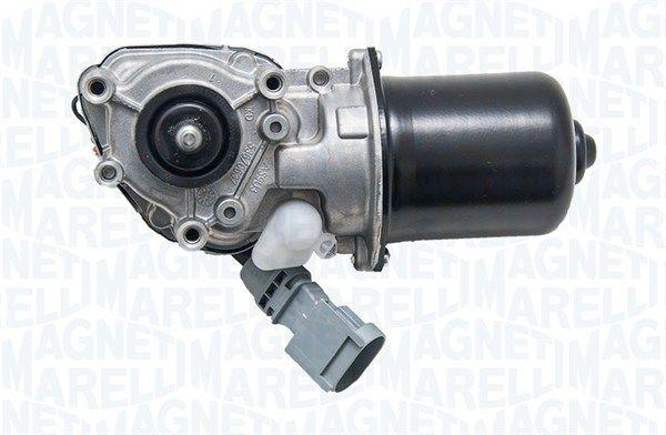 Scheibenwischermotor 064300411010 MAGNETI MARELLI TGE411M in Original Qualität