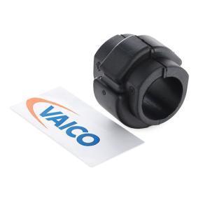 VAICO Lagerung, Stabilisator V10-2135 für AUDI A4 Avant (8E5, B6) 3.0 quattro ab Baujahr 09.2001, 220 PS