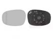 OEM Spiegelglas, Außenspiegel VAN WEZEL 8679750 für BMW