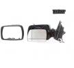 Seitenrückspiegel BMW X3 (E83) 2011 Baujahr 0680807 links, Komplettspiegel, asphärisch, für elektr.Spiegelverstellung, beheizbar, grundiert, chrom