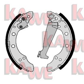 Bremsbackensatz Breite: 40mm mit OEM-Nummer 1H0 609 527