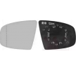 VAN WEZEL 0687837 Rear view mirror BMW X6 MY 2009