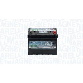 Starterbatterie Polanordnung: DX mit OEM-Nummer 1060816