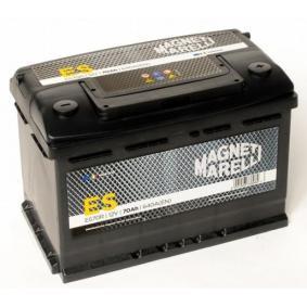MAGNETI MARELLI ES 069070640005 Starterbatterie Polanordnung: DX