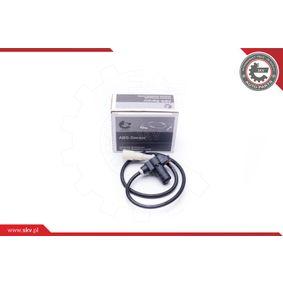 Sensor, Raddrehzahl Länge: 525mm, Pol-Anzahl: 2-polig mit OEM-Nummer 1238918
