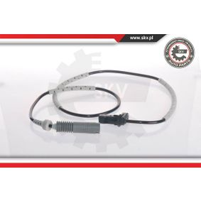 Sensor, Raddrehzahl Länge: 890mm, Pol-Anzahl: 2-polig mit OEM-Nummer 34 52 6 760 425