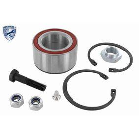 VAICO Radlagersatz V10-8547 für AUDI 80 (81, 85, B2) 1.8 GTE quattro (85Q) ab Baujahr 03.1985, 110 PS
