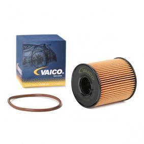 Sensor del Pedal del Acelerador PEUGEOT 307 SW (3H) 1.6 BioFlex de Año 09.2007 109 CV: Filtro de aceite (V24-0021) para de VAICO