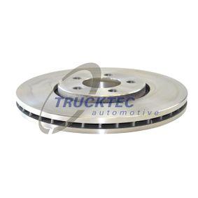 Bremsscheibe Bremsscheibendicke: 25mm, Lochanzahl: 5, Ø: 288mm mit OEM-Nummer 1J0.615.301C