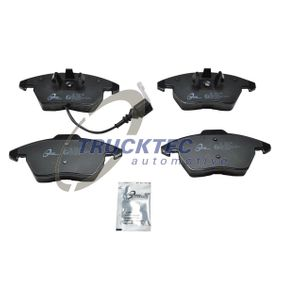 Bremsbelagsatz, Scheibenbremse mit OEM-Nummer 3C0-698-151-A