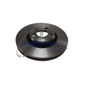 Bremsscheibe Bremsscheibendicke: 30mm, Lochanzahl: 5, Ø: 321mm mit OEM-Nummer 4F0615301E