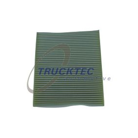 Filter, interior air with OEM Number 6Q0820367