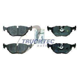 Bremsbelagsatz, Scheibenbremse mit OEM-Nummer 34212157574