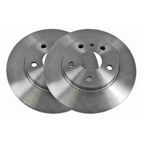 Bremsscheibe Bremsscheibendicke: 30mm, Felge: 5-loch, Ø: 296mm mit OEM-Nummer 569078