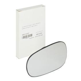 Spiegelglas, Außenspiegel mit OEM-Nummer 6001547924