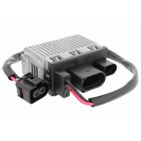 VEMO Steuergerät, Heizung/Lüftung V10-79-0013 für AUDI A6 (4B2, C5) 2.4 ab Baujahr 07.1998, 136 PS