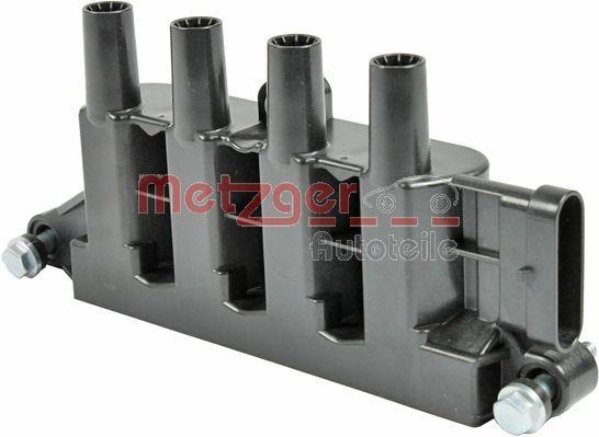 Einzelzündspule 0880449 METZGER 0880449 in Original Qualität