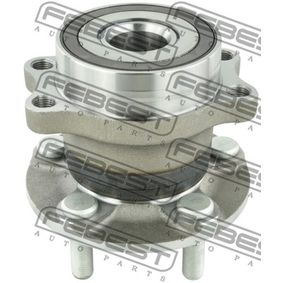 Radnabe Zähnez. ABS-Ring: 96 mit OEM-Nummer 28473-FJ020