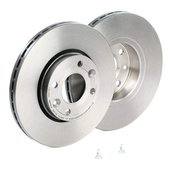 Disc Brakes BREMBO 09.9078.21 8020584210963