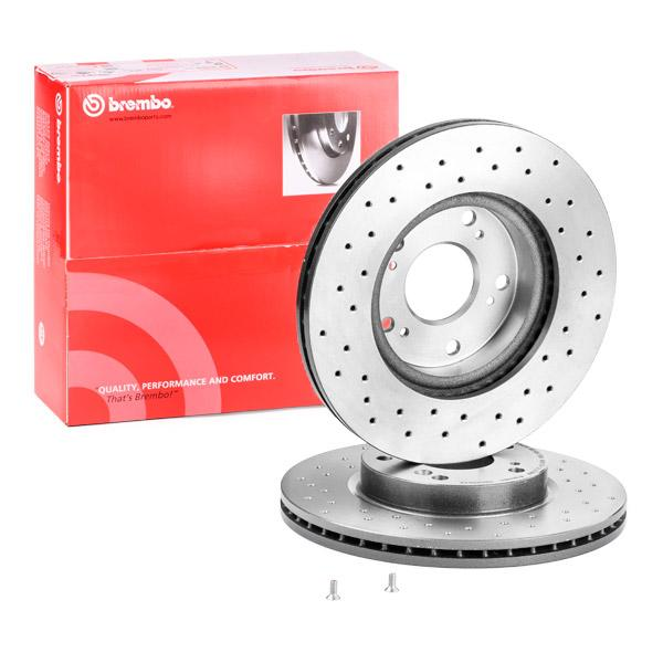 Disc Brakes BREMBO 09.A455.1X expert knowledge